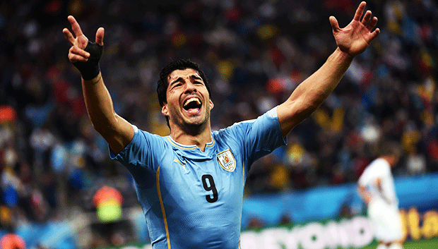 God save the King Suárez