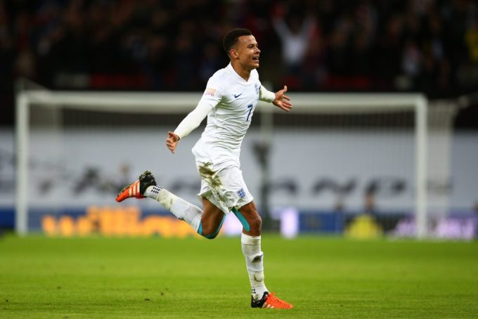 Above: Icons CEO Dan Jamieson believes England's Dele Alli will make the UEFA Team of the Tournament