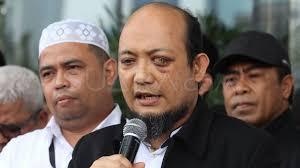 Penyidik Komisi Pemberantasan Korupsi (KPK) Novel Baswedan