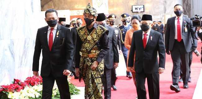 Presiden Jokowi: Ibarat Komputer, Perekonomian Semua Negara Sedang Hang