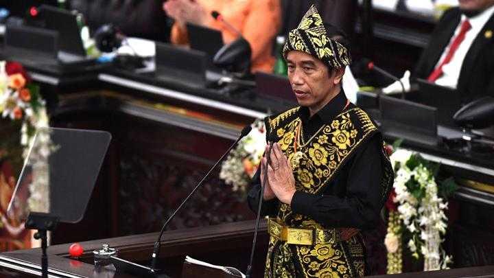 Pidato Presiden 2020, Jokowi: Hukum Harus Ditegakkan Tanpa Pandang Bulu