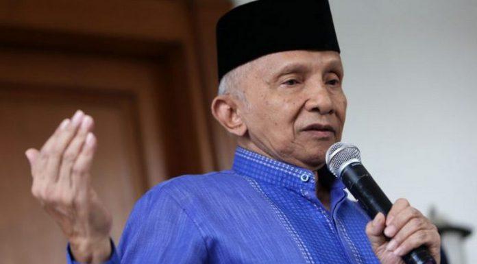 Amien Rais: Ada Kelakar RI Diganti Jadi Republik Taipan Indonesia