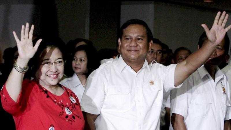 Walaupun Didukung PDIP, Prabowo Sulit Menang di Pilpres 2024