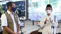 UAS Sambangi Markas BNPB, Saat Berceramah Didampingi Jenderal TNI