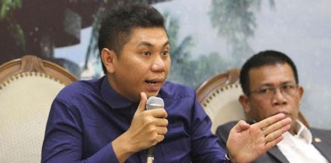 Wakil Sekretaris Jenderal Partai Demokrat, Jansen Sitindaon/RMOL