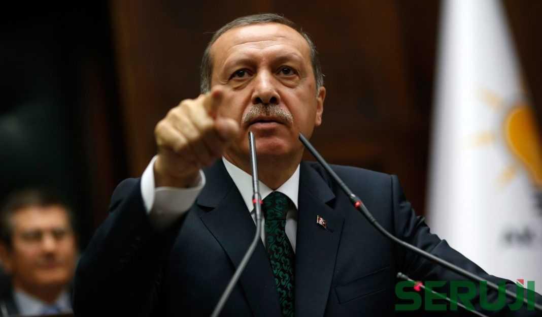 Erdogan Peringatkan Prancis