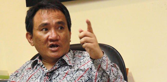 Tolak Kebijakan Anies Baswedan, Andi Arief Heran Sikap Hasto Kristiyanto