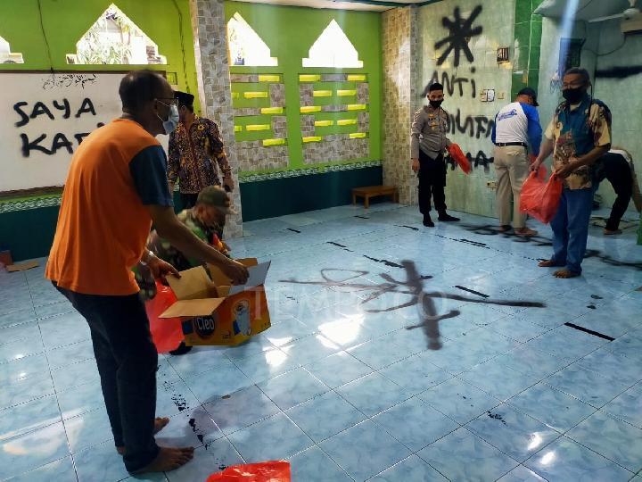 Polisi Bekuk Pelaku Vandalisme Sebuah Musola di Tangerang yang Viral, Motifnya?