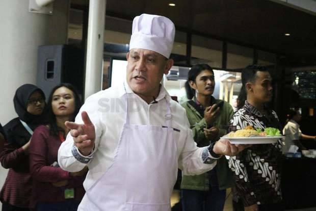 Ketua KPK Firli Bahuri. Foto/dok.SINDOnews