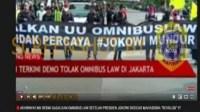 Hoax MK gagalkan omnibus law setelah Jokowi didemo mahasiswa