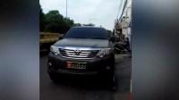 TNI Tegaskan Mobil Dinas Tak Boleh Dipakai Sipil, Jika Melanggar Disanksi