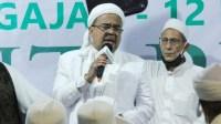 Tiga Orang Mata-matai Habib Rizieq di Megamendung, Ini Bantahan BIN