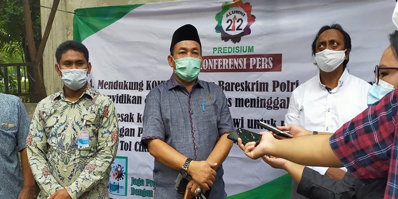 Usut Tewasnya Laskar, Presidium Alumni 212 Harap Komnas HAM Penuhi Harapan Publik