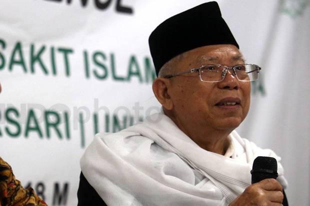 Ulama Diminta Sosialisasikan Wakaf Uang, Wapres: Saatnya Indonesia Jadi Contoh