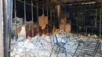 BREAKING NEWS: Gedung E Kantor Bupati Karimun Terbakar