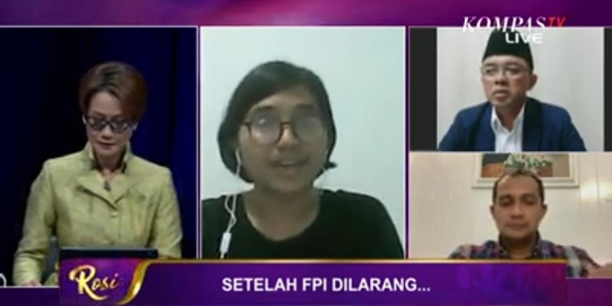Pembubaran FPI Tanpa Peradilan Membahayakan Demokrasi