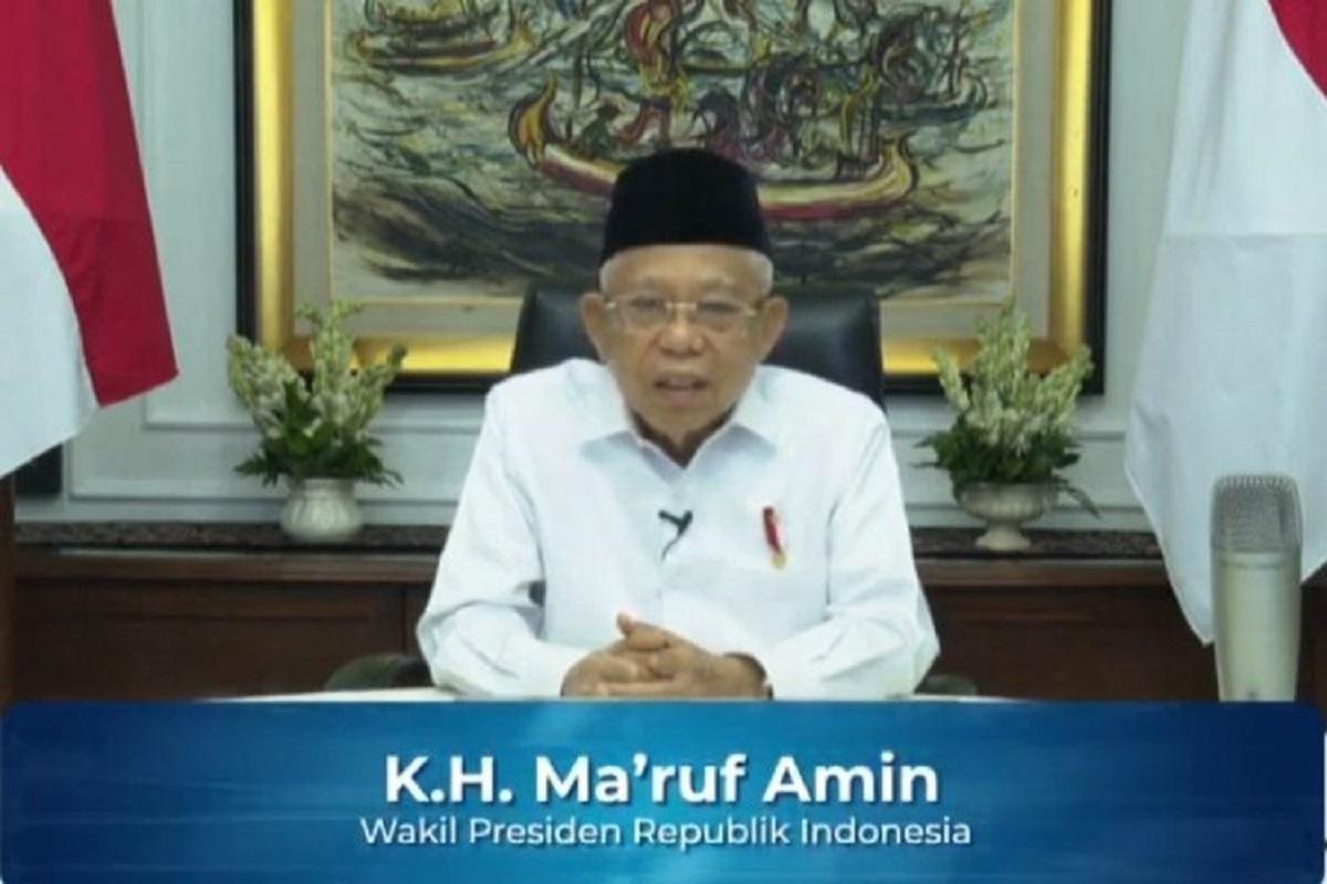 Pesan Ma'ruf ke Menteri KKP: Importir Jangan Monopoli Budidaya Lobster
