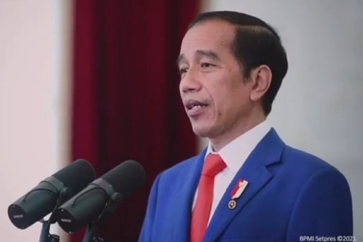 Rabu Pukul 10.00, Jokowi Disuntik Vaksin Covid-19 di Istana