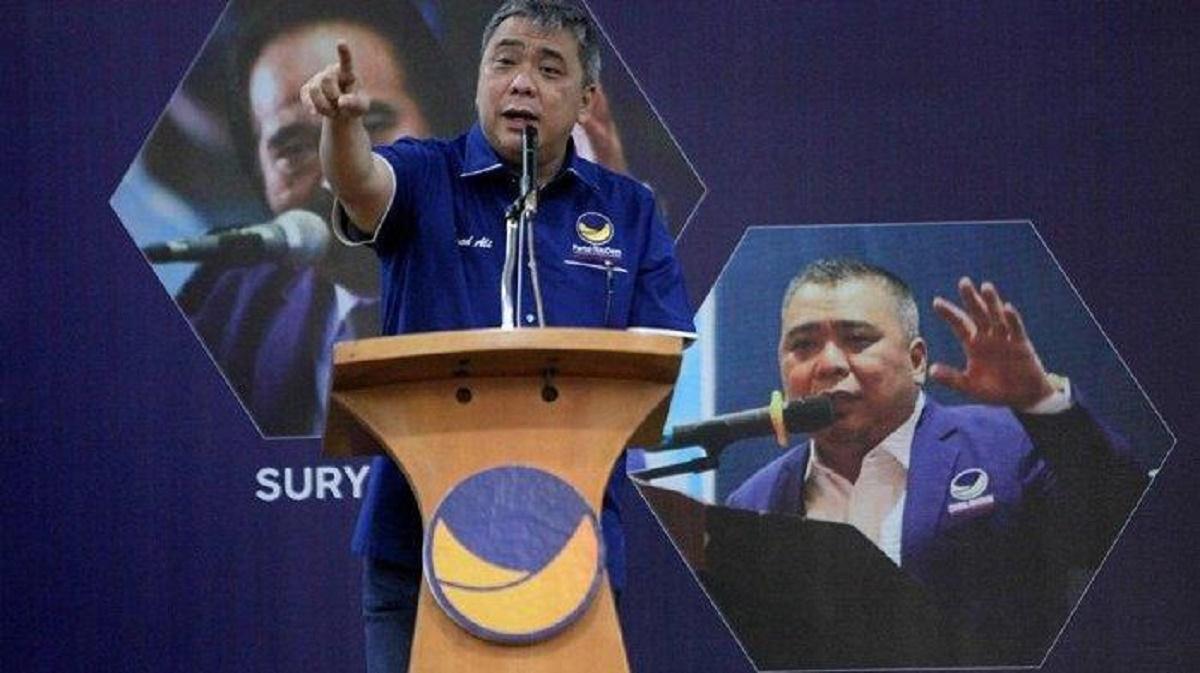 Jokowi Tegur Moeldoko? Nasdem: Salahnya Apa?