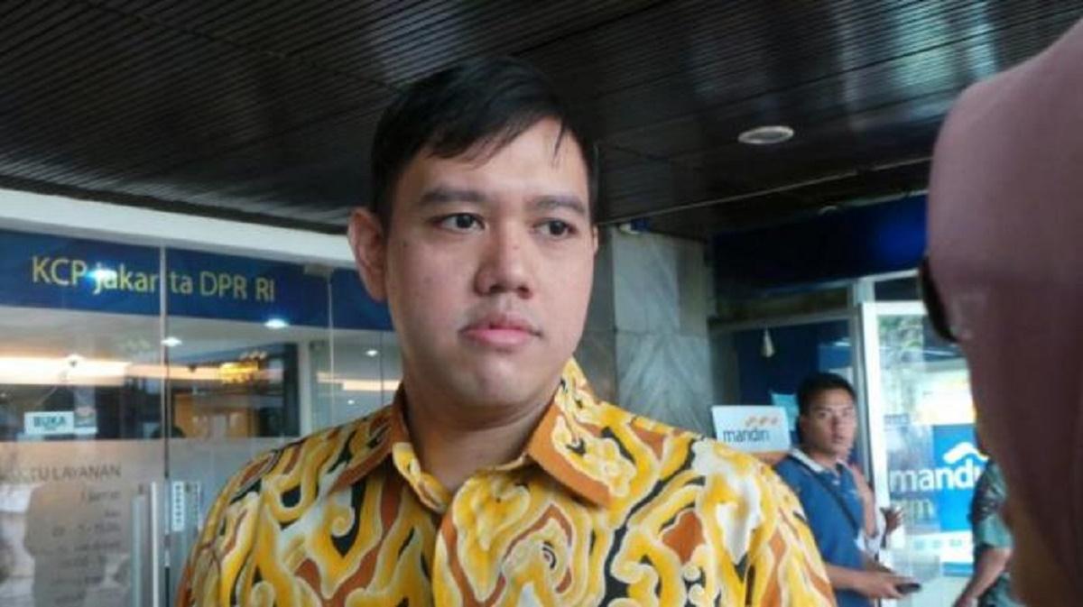 Ketua DPP Golkar: Andi Arief Tahu dari Mana Jokowi Tegur Moeldoko?