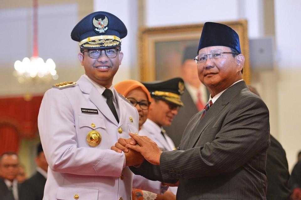 Survei: Prabowo dan Anies Jadi Pilihan Masyarakat Jika Pilpres Digelar Hari Ini