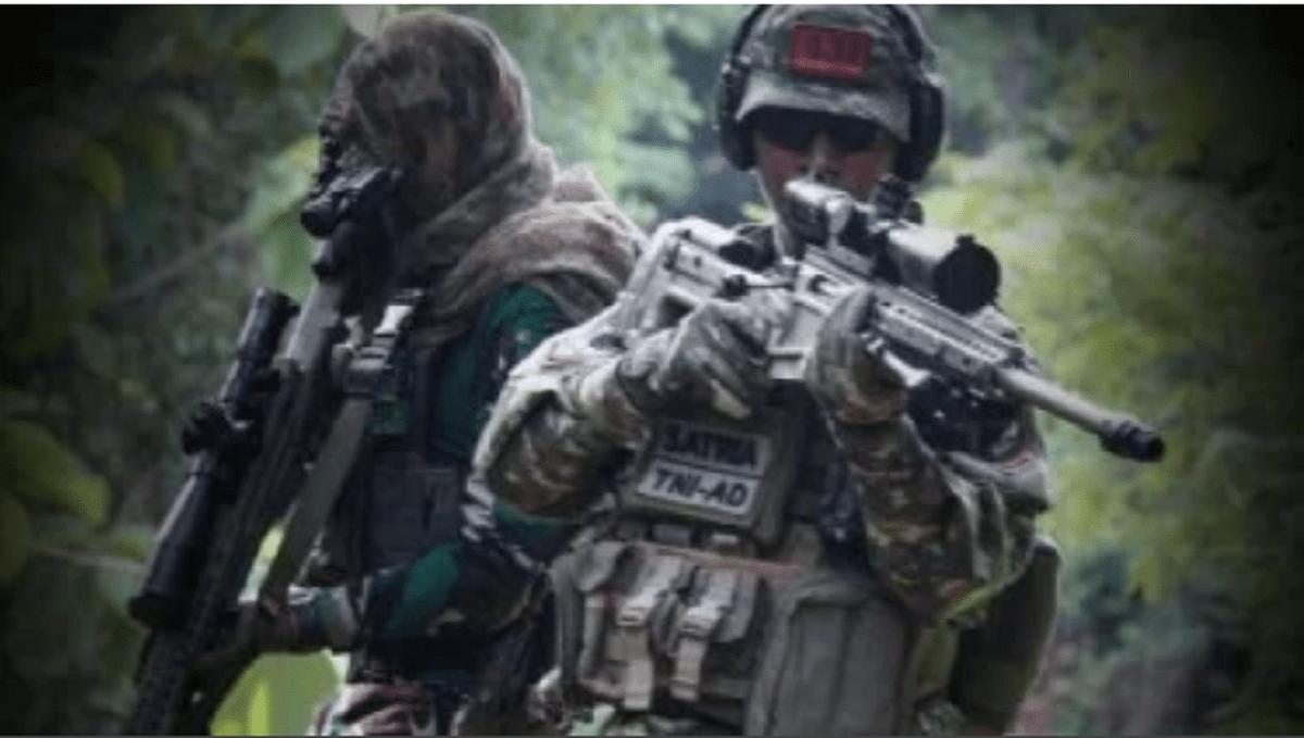Pasukan Elite Kariango Kostrad TNI Disiapkan Tembus Belantara Papua