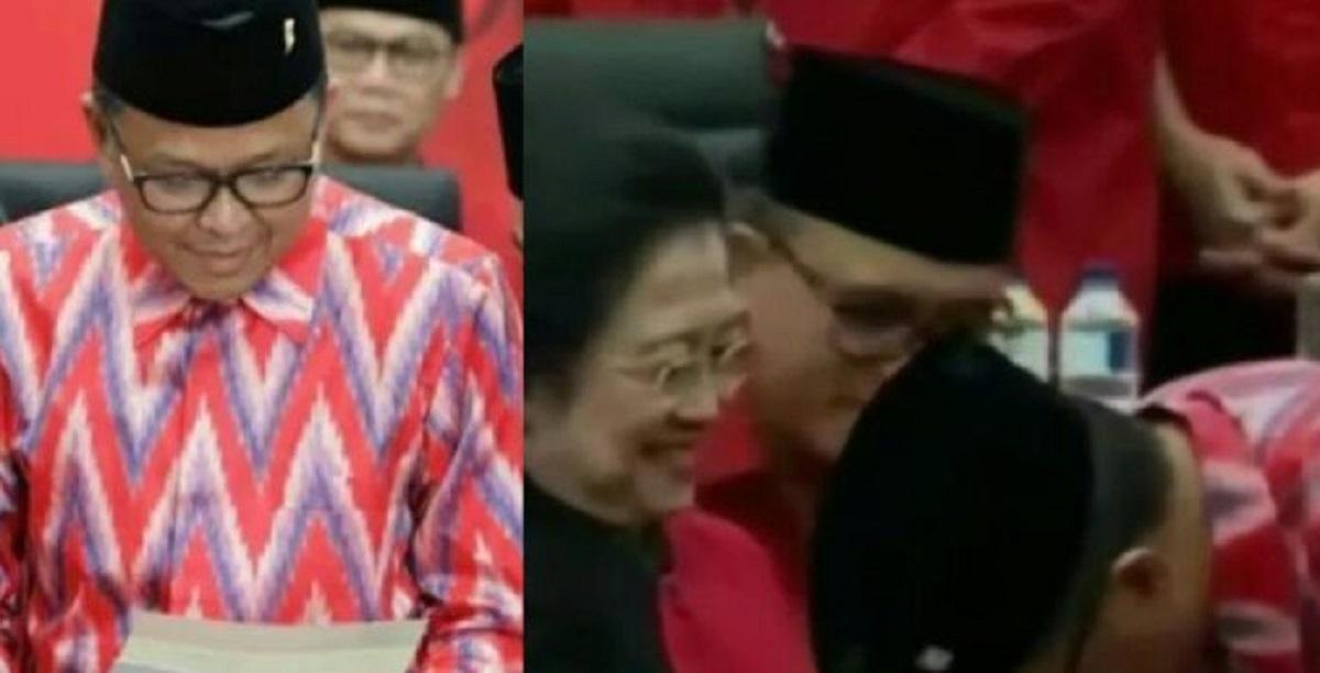 Gubernur Sulsel Terjaring OTT KPK Pernah Cium Tangan Megawati 2017 Lalu