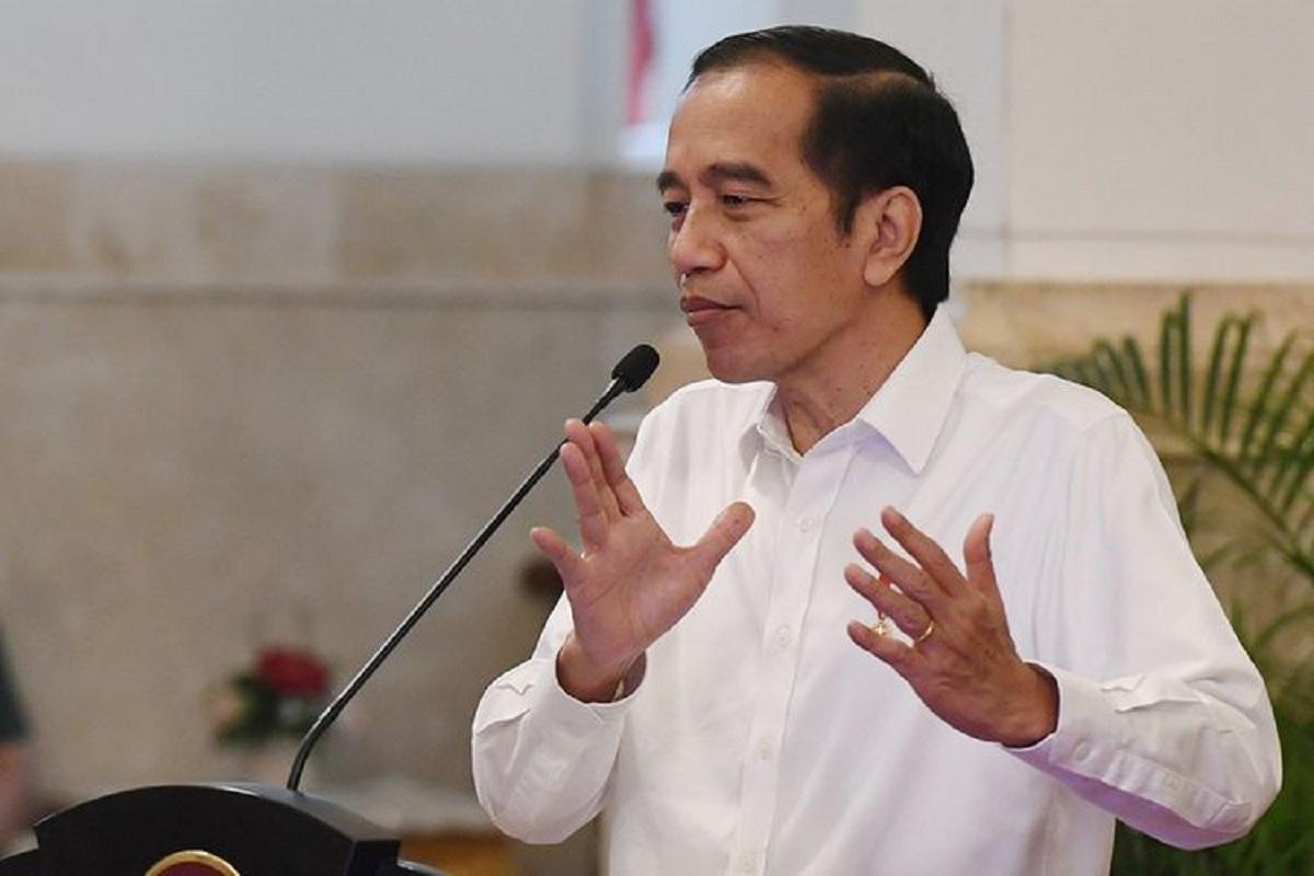 Jokowi Minta Ulama NU Bantu Sukseskan Program Vaksinasi Covid-19