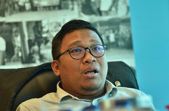 Bilang 100 Persen DPD dan DPC Marah, Irwan Fecho: Tidak Ada Jalan untuk KLB