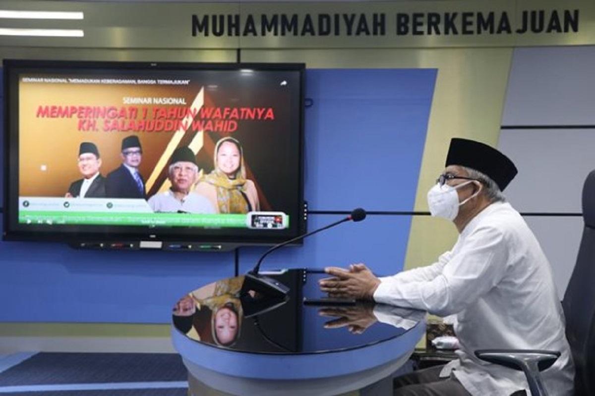 Haedar Nashir: Masyarakat Indonesia Sesungguhnya Moderat