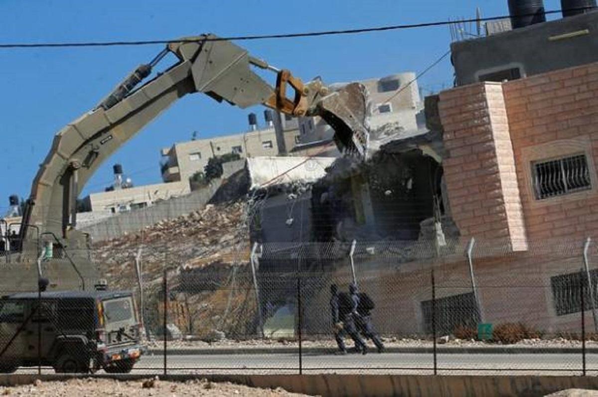 AS Desak Penghentian Permukiman Israel dan Pembongkaran Rumah Palestina