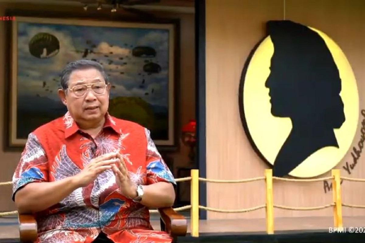 Perayaan Imlek, SBY Ajak Masyarakat Evaluasi Diri di Tengah Pandemi Covid-19 dan Krisis Ekonomi