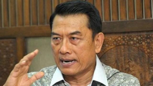 Pengamat: Jika Benar Ambil Alih Kepemimpinan AHY, Jokowi Harus Evaluasi Moeldoko