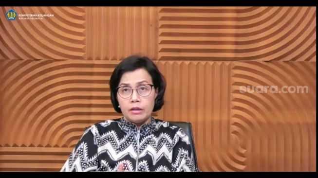 Luhut Sebut Kasus Covid-19 Bisa Tembus 40 Ribu Orang per Hari, Sri Mulyani Mumet