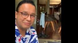 Anies Trending, Netizen Puji Sikap Santai Anies Hadapi Ledekan Haters soal Insiden Kecemplung Got