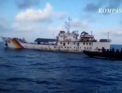 Ironi, Kapal Coast Guard Vietnam Usir Nelayan Indonesia di Laut Natuna, Untung Ada Patroli TNI AL