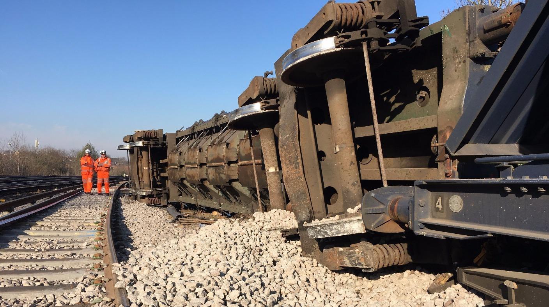 Train Mohawk Derailment