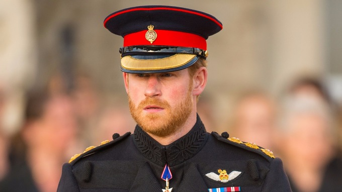 Prince Harry said no one in the Royal family relishes the though of becoming monarch.