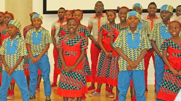 African children's choir to perform at Bradford College ...