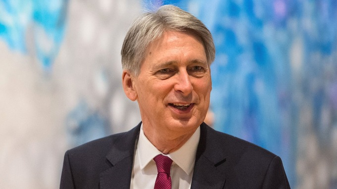 Chancellor Philip Hammond is pushing for a soft Brexit.