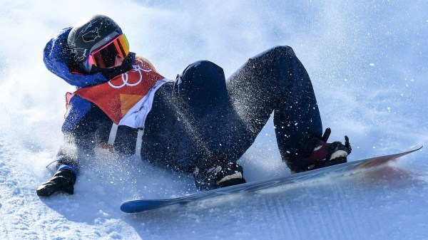 Snowboarder Aimee Fuller 'gutted' by crash in Winter ...