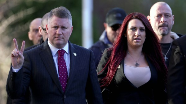 Leaders of far-right group Britain First jailed for ...