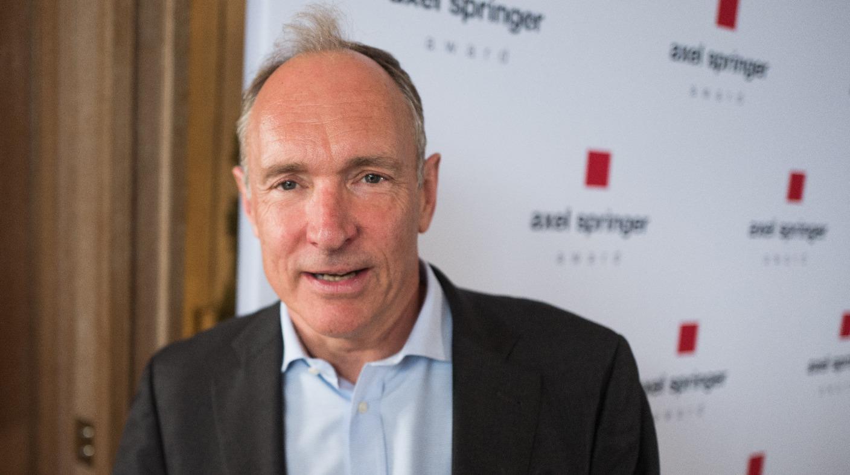 World Wide Web Inventor Sir Tim Berners Lee Warns Internet