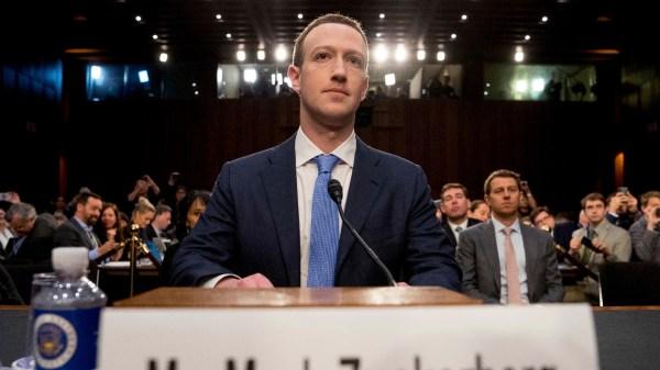 Mark Zuckerberg testifies before Congress over Facebook ...