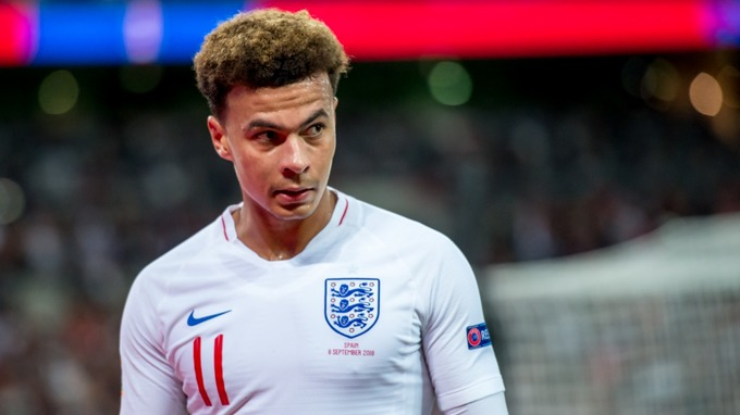 Dele Alli ruled out of England's friendly with Switzerland - ITV News