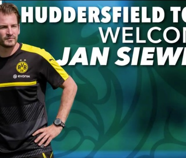 Siewert Takes Charge At Huddersfield Town