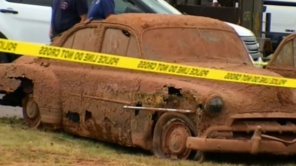 Bodies found in cars that had been submerged for decades ...
