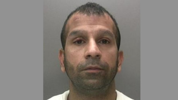 Bogus Taxi Driver Shakeel Ahmed Aged 31 From Sparkhill Birmingham