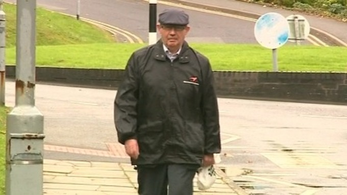 John Allen, 73, was convicted by a jury at Mold Crown Court