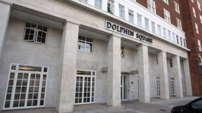 Dolphin Square in Pimlico, London, is said to have been used by an alleged VIP paedophile ring